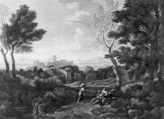 "Imaginary View of the Roman ""Campagna"""