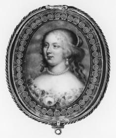 Locket for a Portrait Miniature