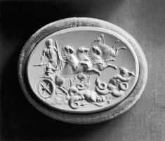 Intaglio of Zeus Gigantomachos