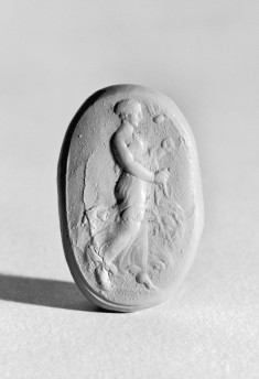 Intaglio with the Hora (Personification) of Summer