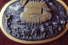 Cameo with Noah's Ark