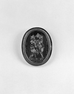 Intaglio of the Three Graces