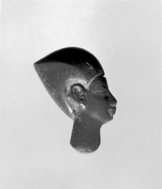 Inlay of a King's Head with Crown