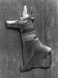 Inlay in the Form of a Jackal