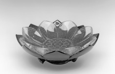 Dish in the Form of a Lotus
