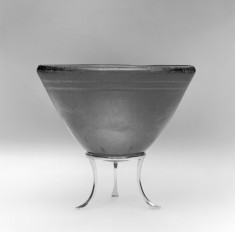 Bowl with Two Horizontal Grooves