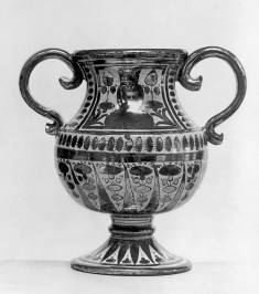 Vase with Crowned Heart