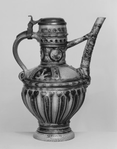Jug with a Bridge Spout