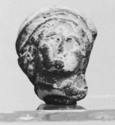 Head of a Woman with Cap
