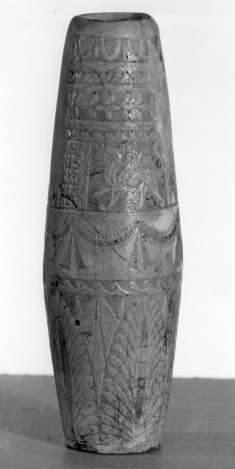Vessel with Garlands and Griffins