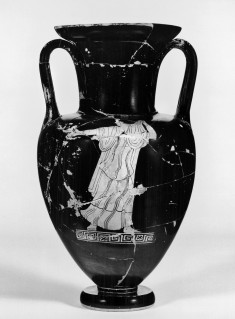 Nolan Amphora with a Youth Pursuing a Woman