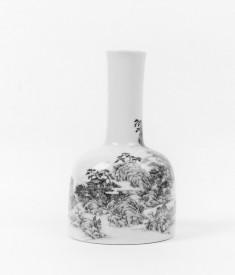 Vase with Landscape