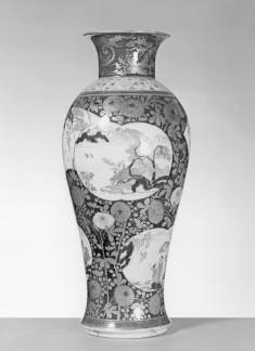 """Old Japan"" Imari Vase"