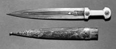 "Dagger (""Kindjal"") and Sheath"