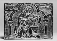 Reliquary Plaque of an Evangelist