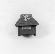 Box in the Shape of a Teahouse