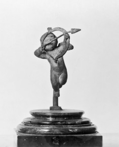 Eros with a Bow and Arrow