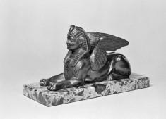 Recumbent Sphinx