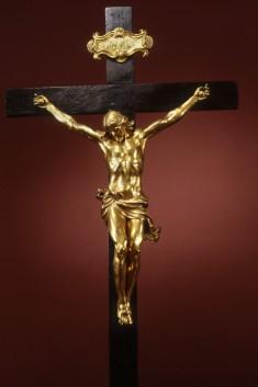 The Dead Christ on the Cross