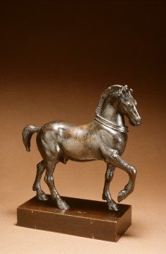 "Walking Horse ""after Lysippus"""