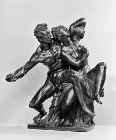 Tarquinius Attacking Lucretia