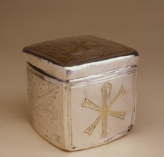 Eucharistic Box or Reliquary