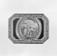 Snuffbox with the Altar of Love