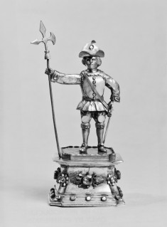 Figurine of an Officer