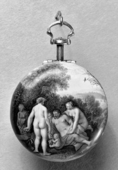 Watch Case with Lot and His Daughters