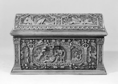 Casket with Scenes from the Story of Samson