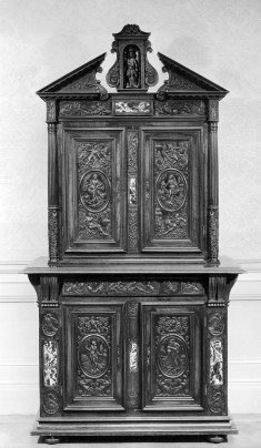Cabinet with Allegorical Figures of the Seasons
