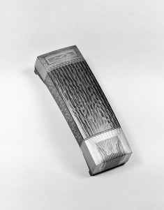 Incense Holder in the Form of a Zither