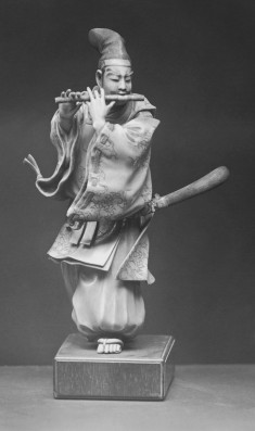 The Robber Hakamadare Stalks Fujiwara Yasumasa