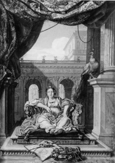 Allegorical Figure of Europa