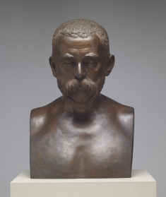 Bust of William T. Walters