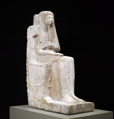 Seated Statue of Nehy