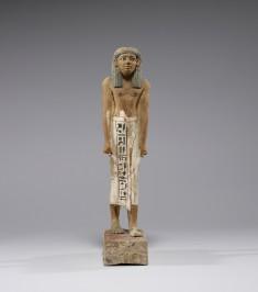 Statue of Tef-ib