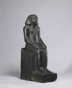 Seated Figure of Nefer-hotep