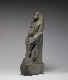 Iret-horru with Osiris