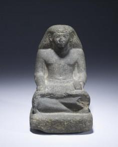 Scribe Statue of Min-nakht