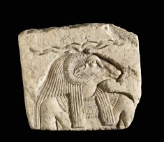 Bust of a Ram-Headed God (Khnum (?))