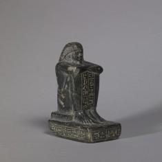 Block Statue of Kha-em-Waset