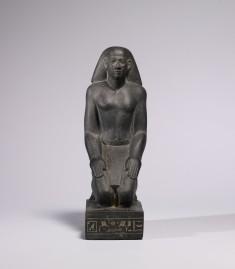 Kneeling Figure of Hor-wedja