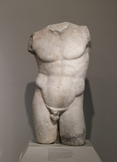 Torso of the Diadoumenos