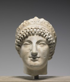 Woman's Head with Diadem