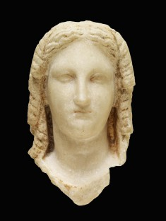 Head of Queen Arsinoe III