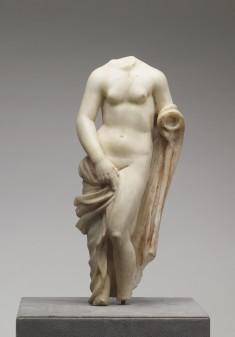 Half-Draped Aphrodite
