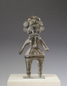 Votive Female Figurine