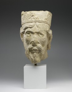 Head of an Old Testament King