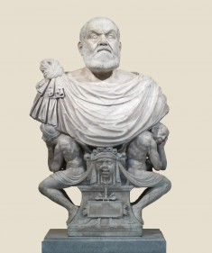 Bust of Giacomo Maria Stampa